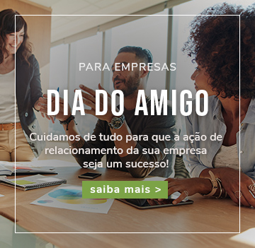 Dia do Amigo - Corporativo Mob