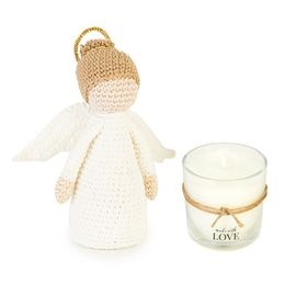 Anjinho-moreno-de-croche-Vela-Aromatica-Made-with-Love