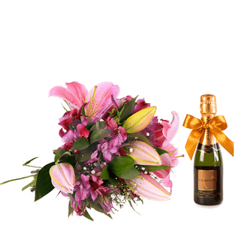 Buque-Surpreenda-com-Flores-Roxas-M---Baby-Chandon