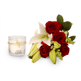 Vela-Aromatica-Made-With-Love---Buque-Amore-P